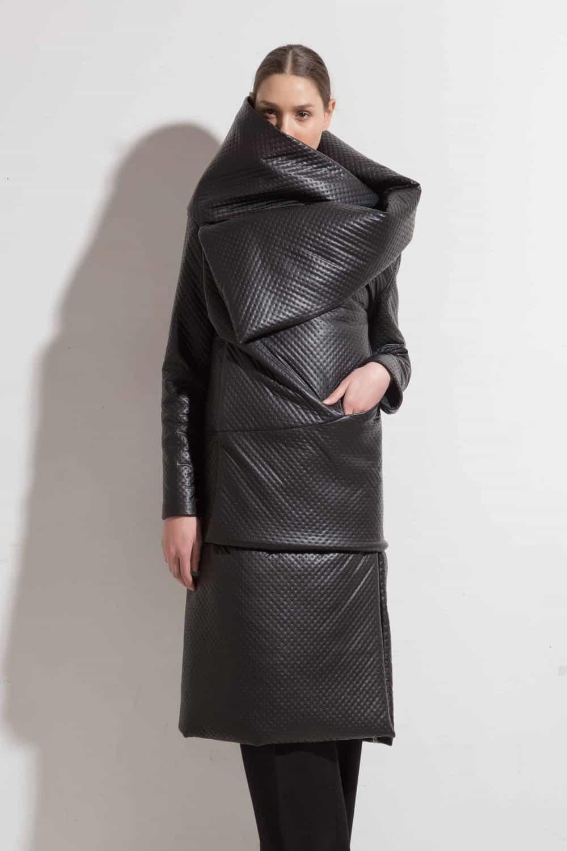 Дълго дамско палто BELUCCI