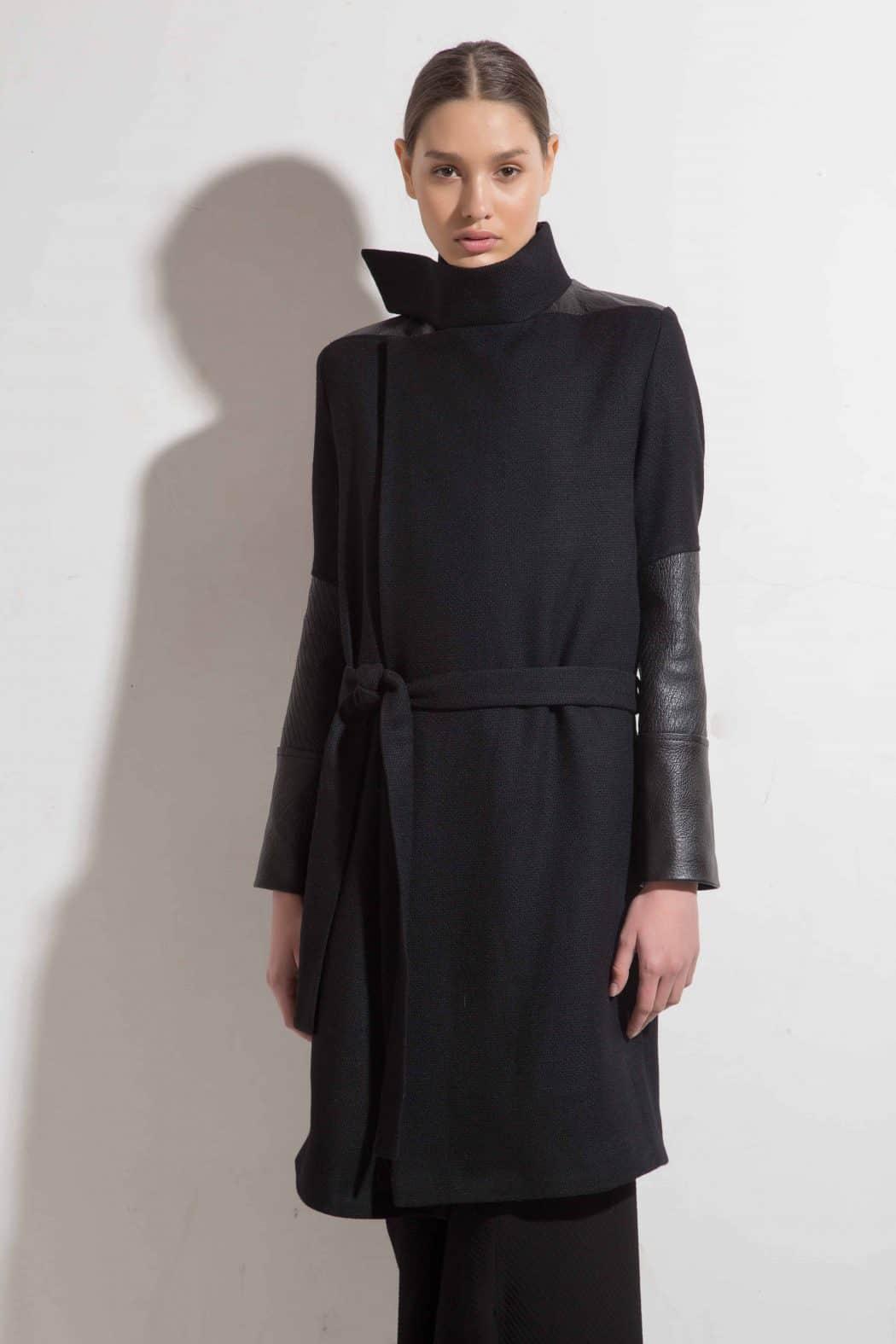 Stylish womens coat VAYANA