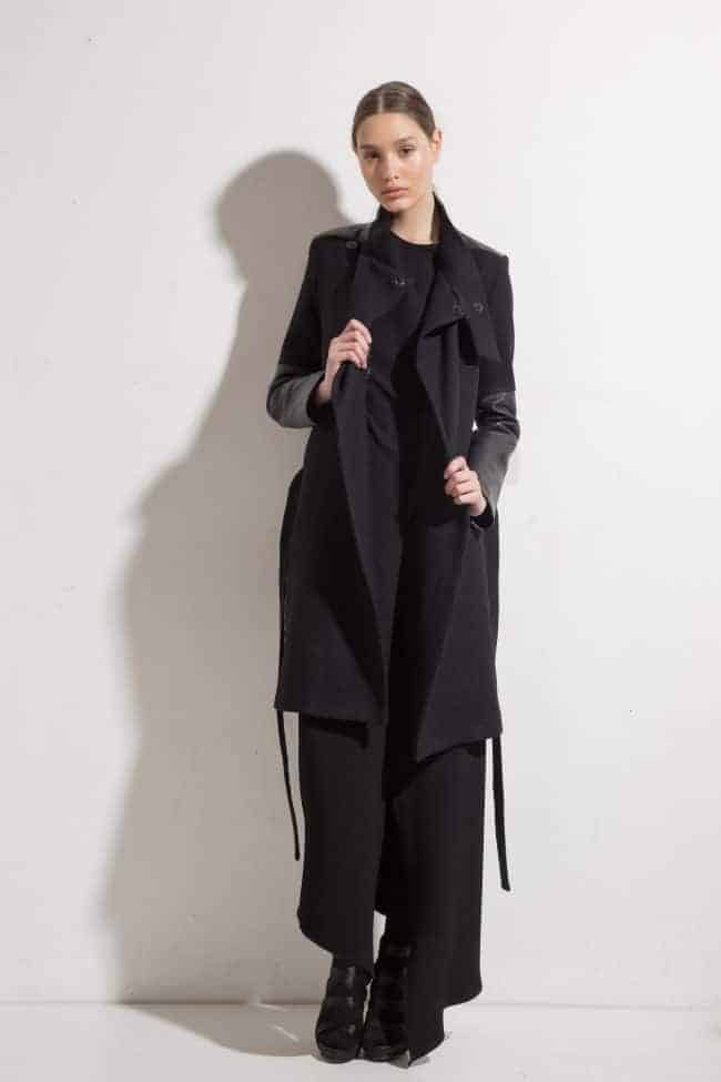 Stylish womens coat VAYANA