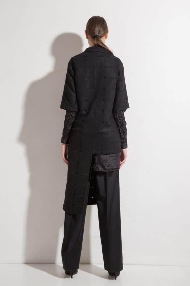 Екстравагантно дамско сако MIRIAM
