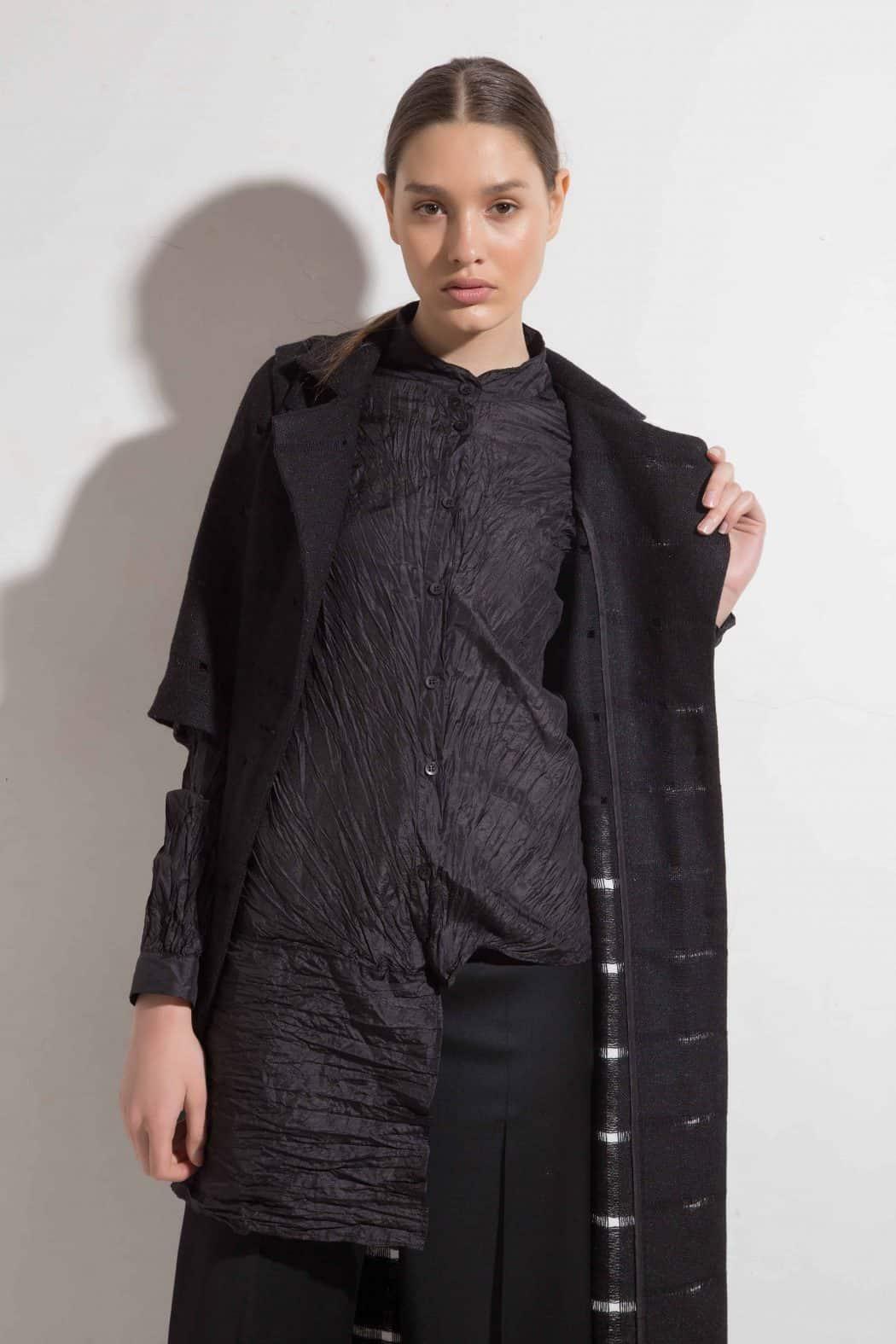 Extravagant ladies jacket MIRIAM