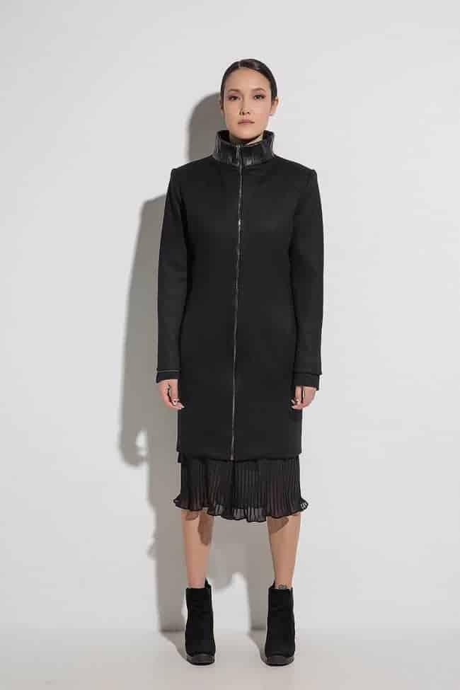Зимно дамско палто PANDORA