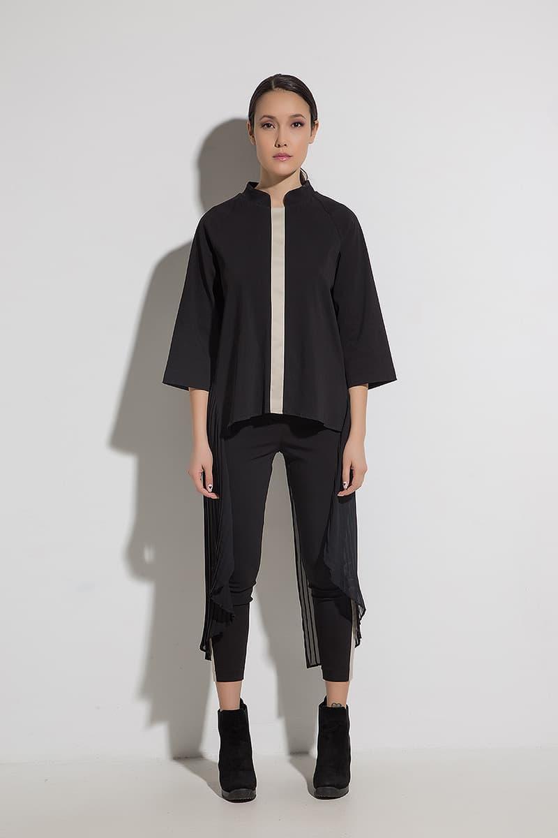 Interesting ladies blouse RENATA