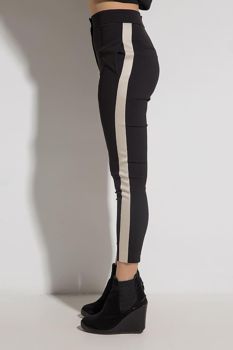 Еластичен панталон тип клин TOBIA