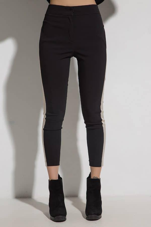 Elastic pants type wedge TOBIA