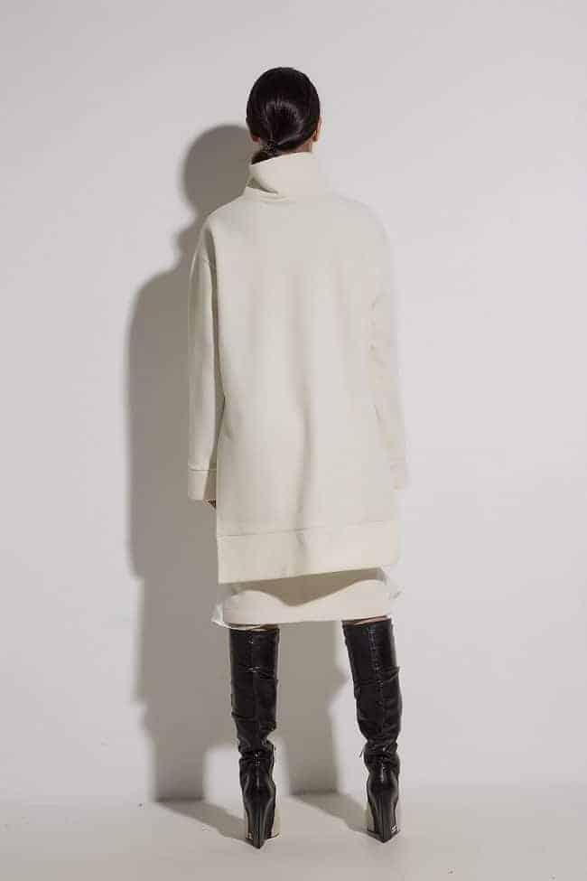 Warm ladies sweater ZEIRA