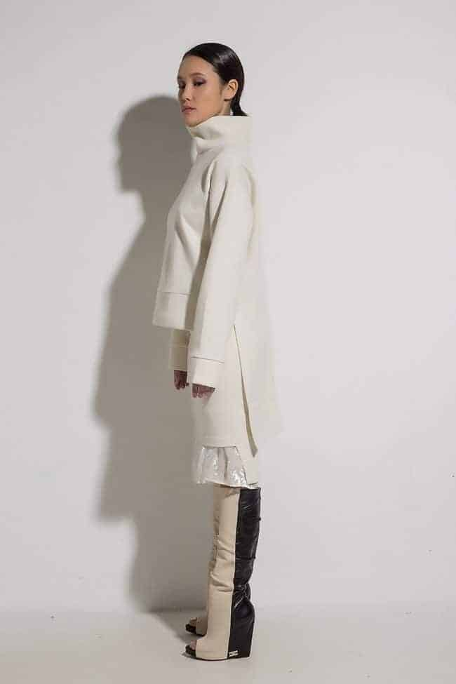Оригинален дамски пуловер ZEIRA
