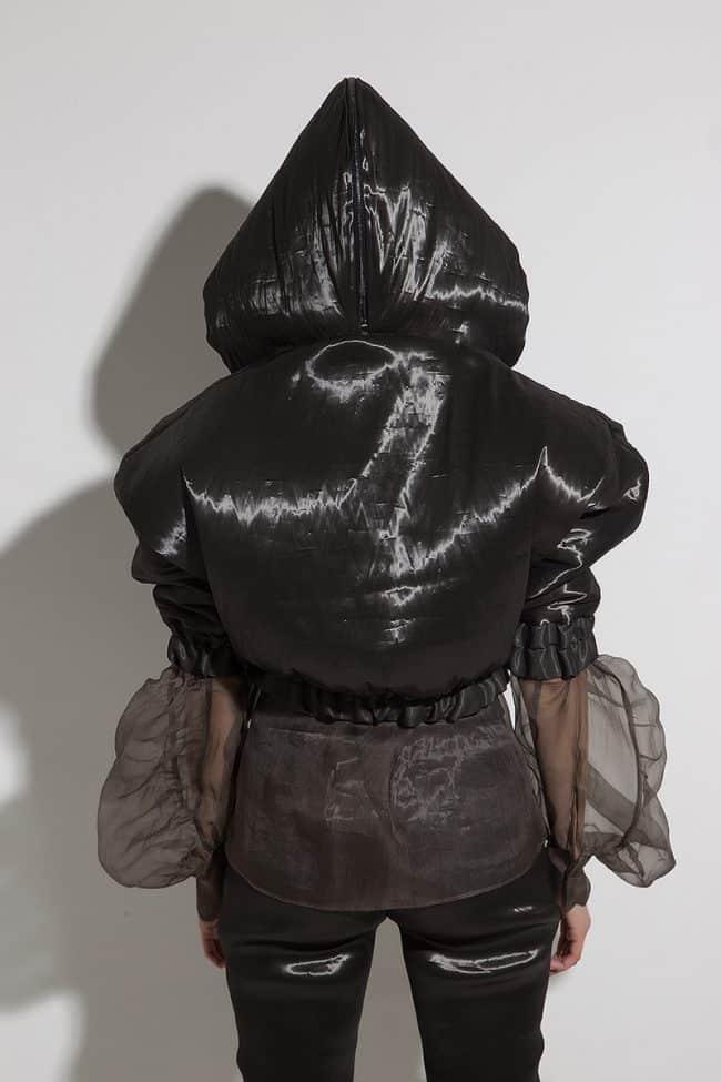 Късо дамско яке VENISSA