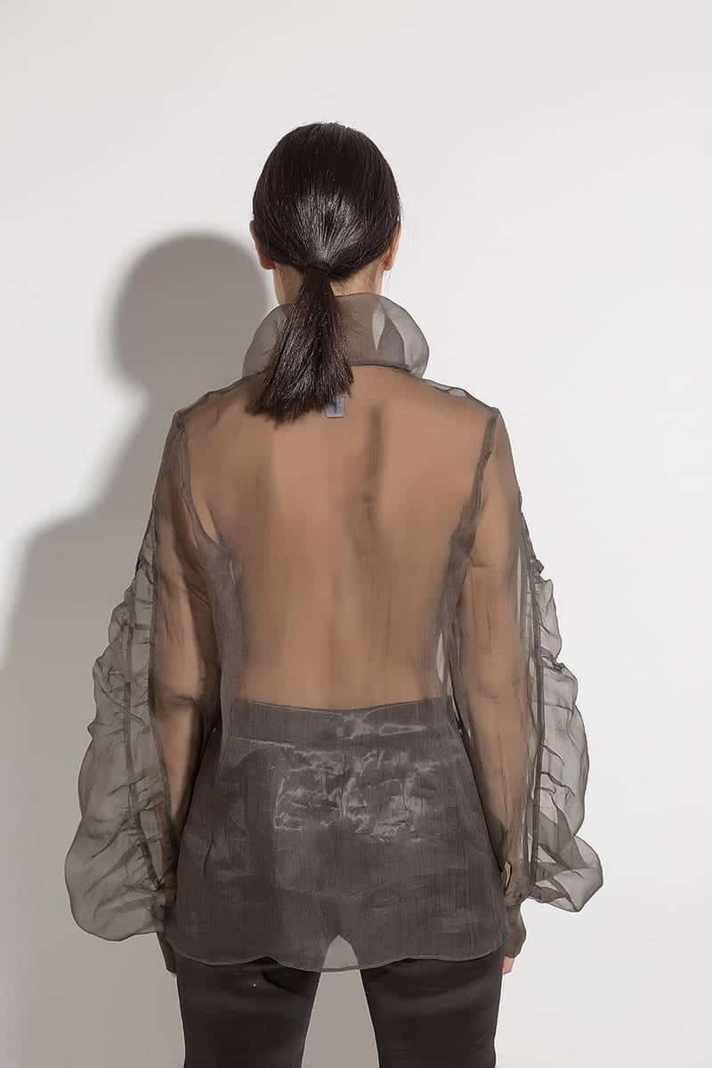 Elegant ladies blouse FELICIA
