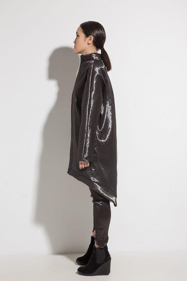 Екстравагантно дамско палто ARABELLA