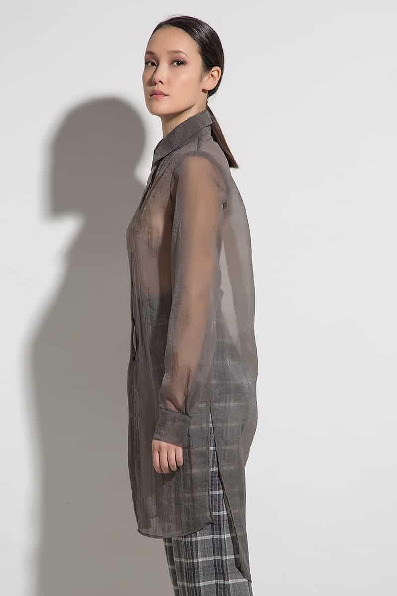 Ефектна дамска риза TREZORA