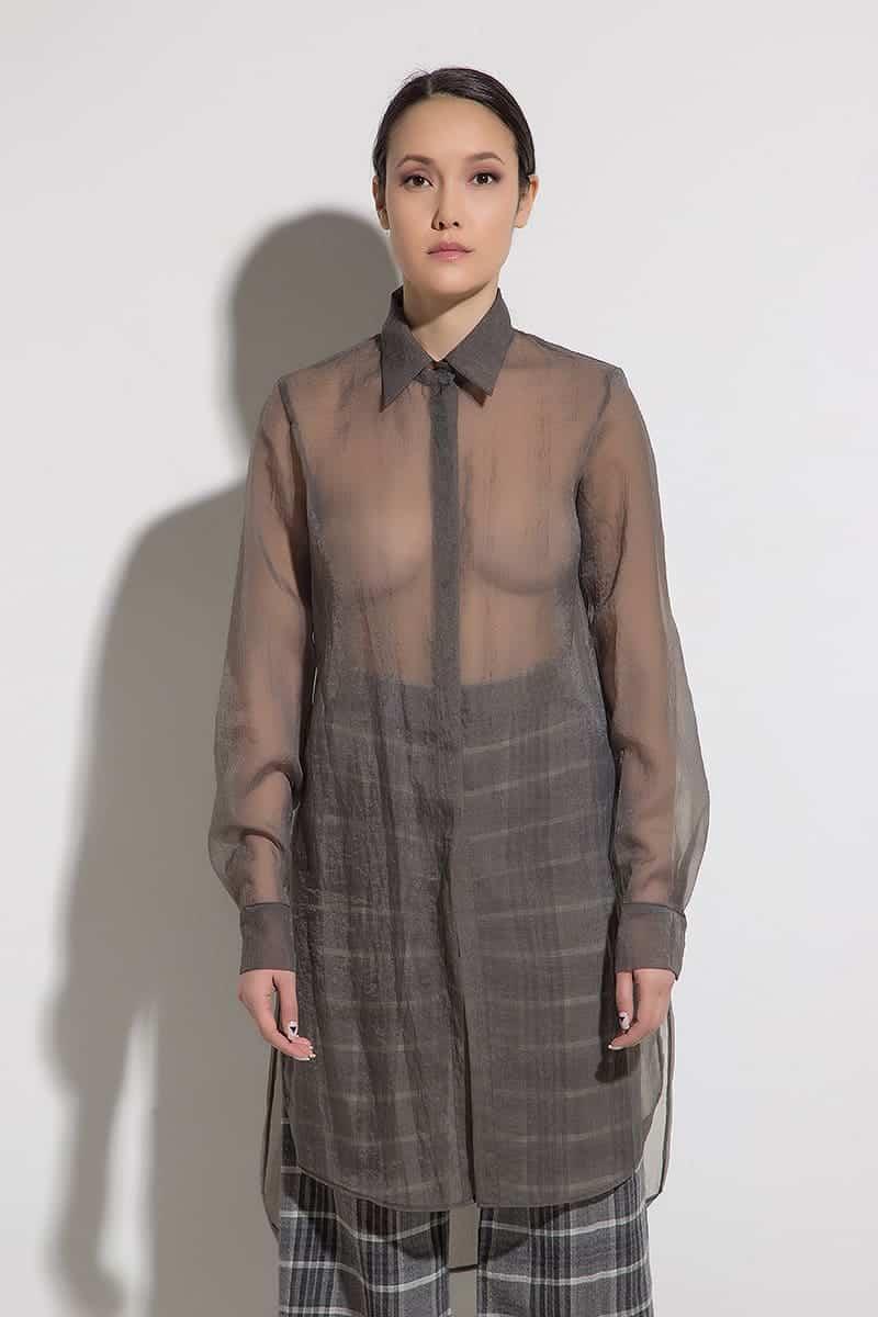 Trendy shirt TREZORA