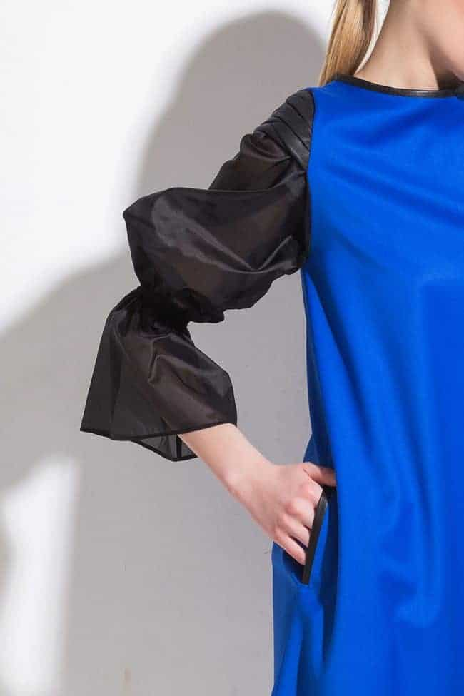 Свободна дамска рокля ODRY