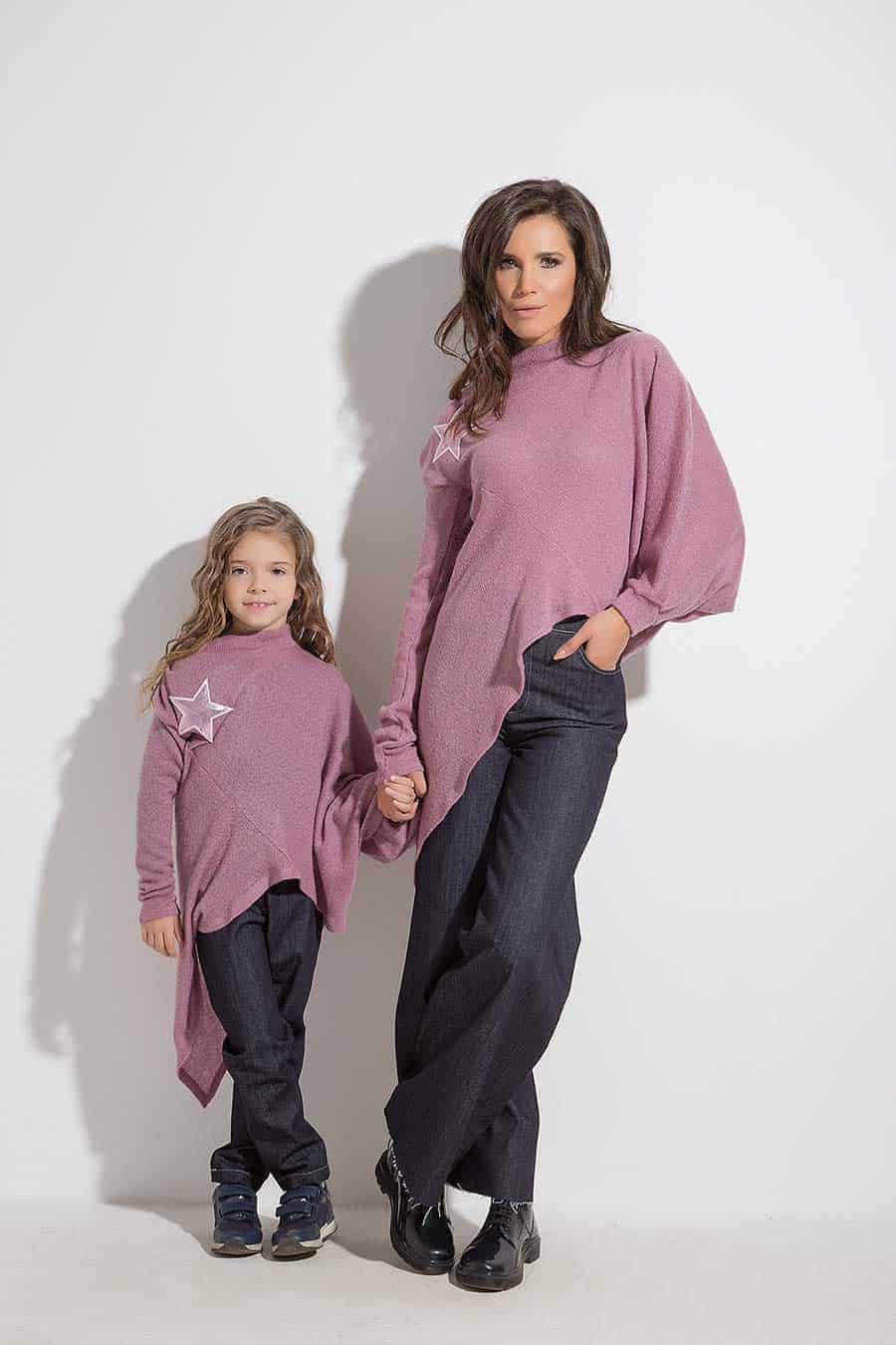 Асиметрична дамска блуза ALETA