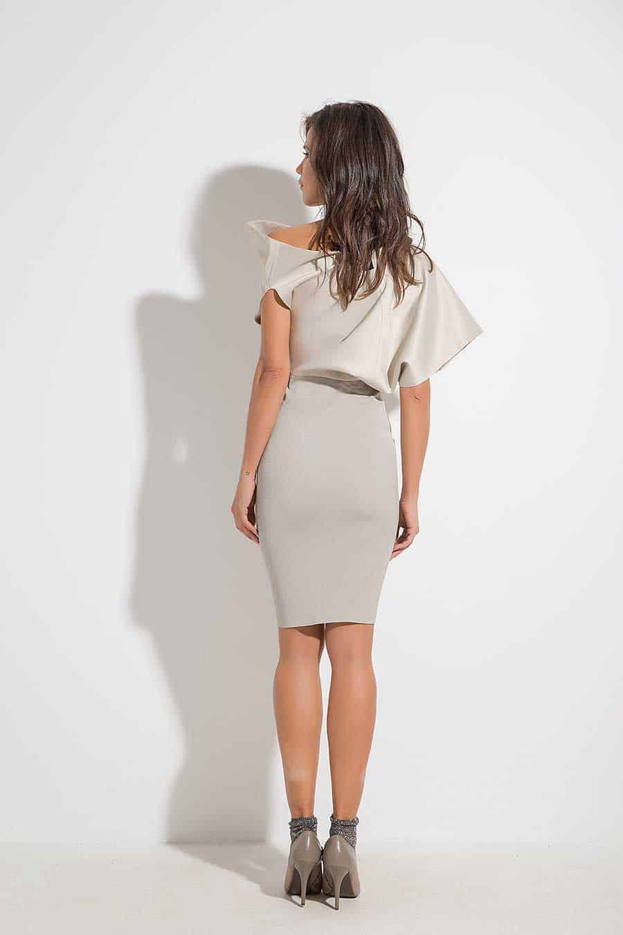 Short ladies dress SIANA