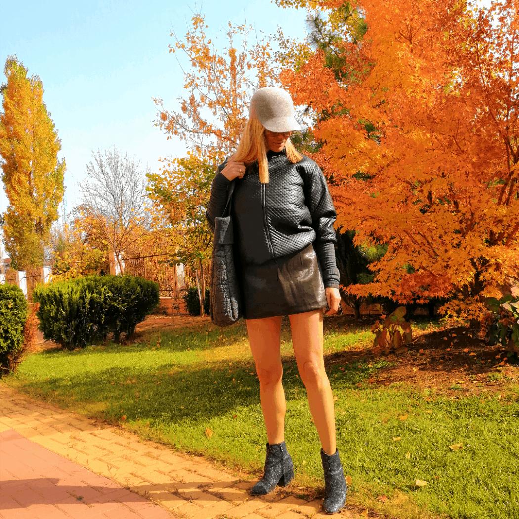 Short ladies jacket ERIKA