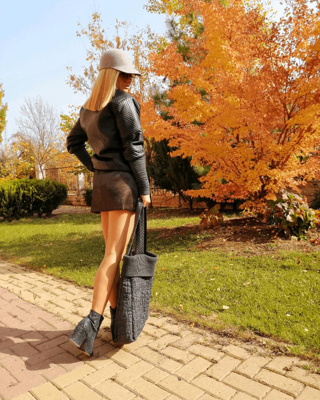Късо дамско яке ERIKA