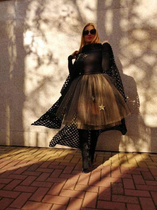 Дамски шал SHADOW
