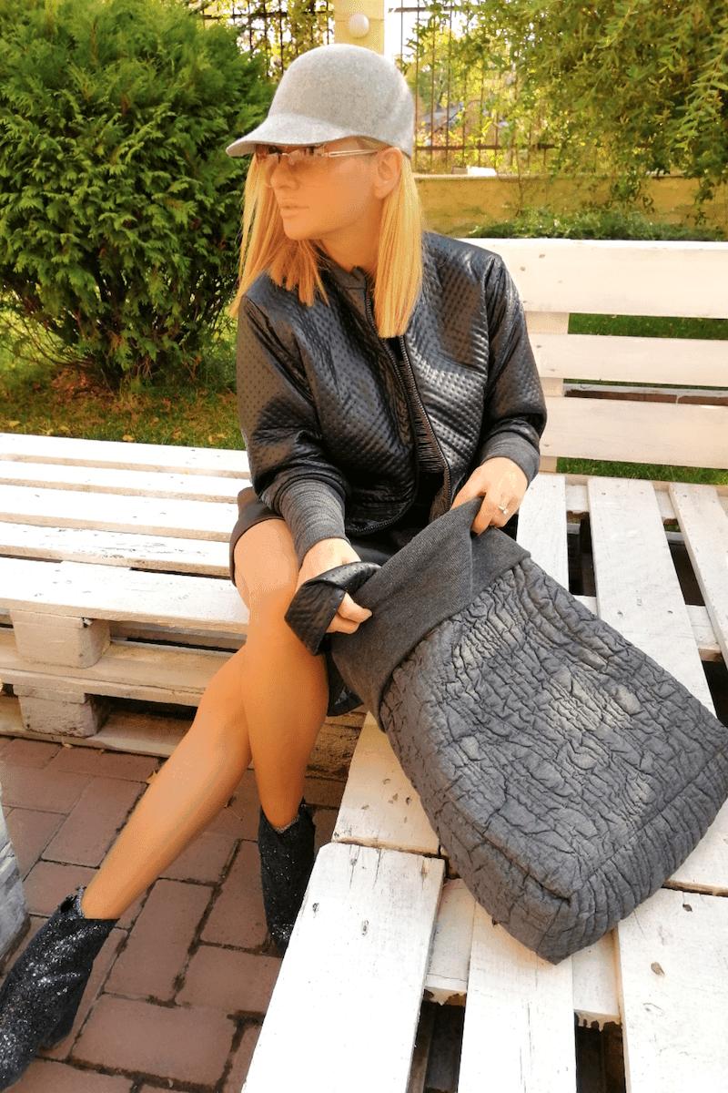 Casual handbag ENA