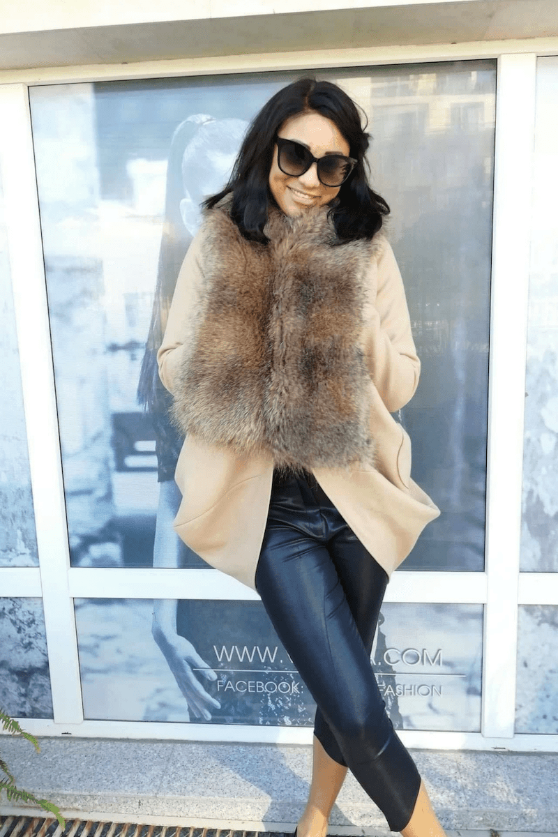 Women coat ALIA