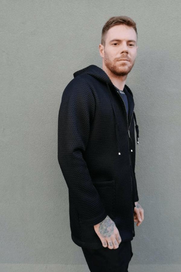 Mens jacket BAND