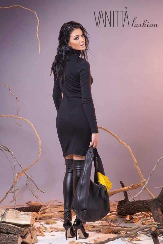 Casual dress ILONA