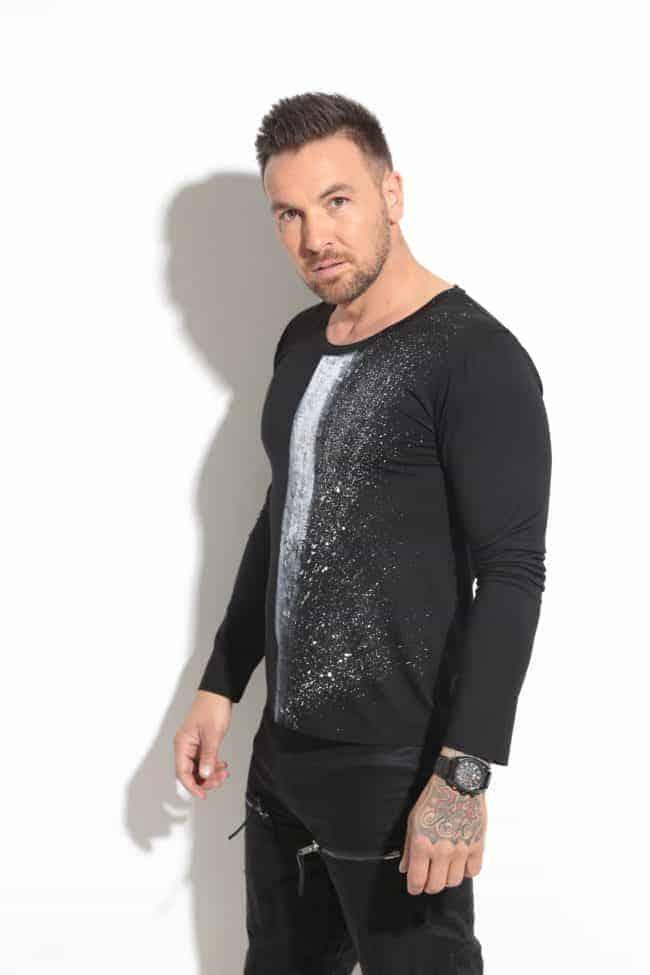 Men's blouse FINGER
