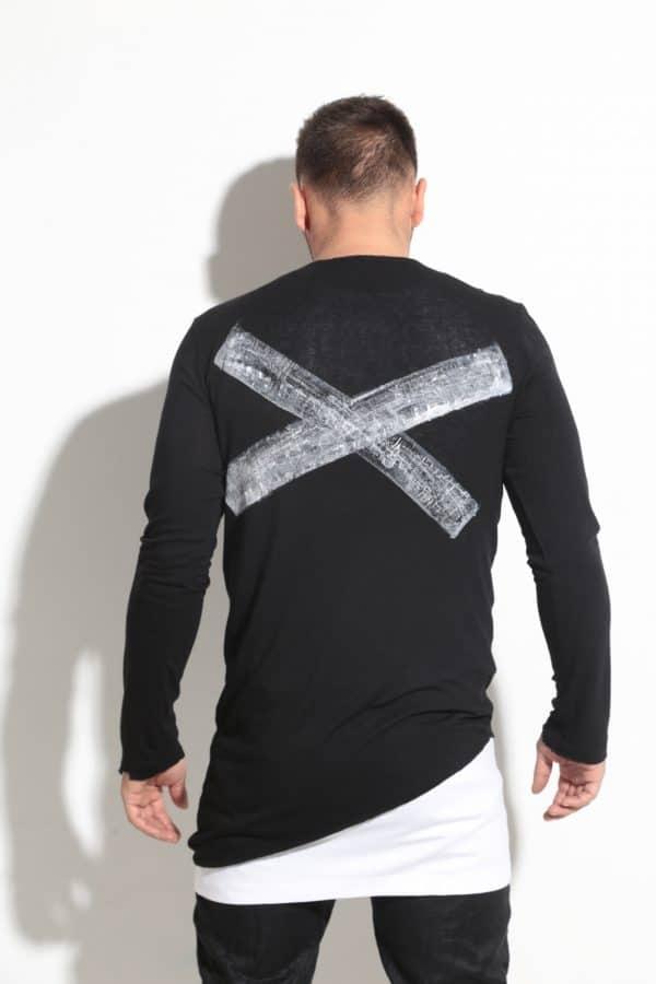 Мъжка блуза от две части XICS