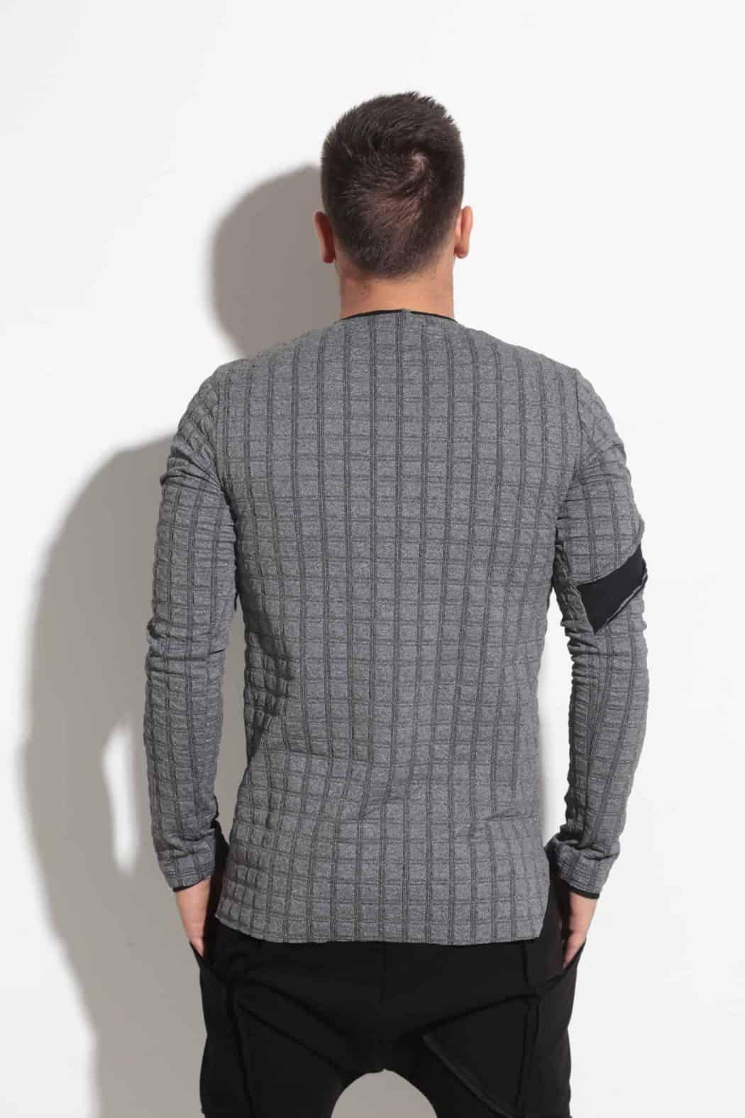 Men's blouse SQUARE