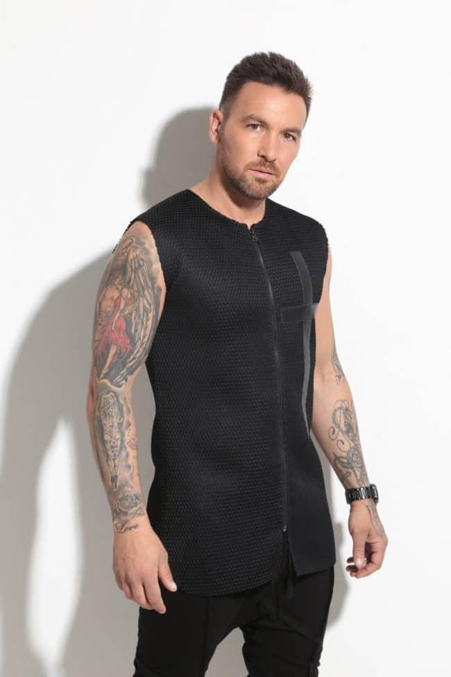 Men's vest BARTO