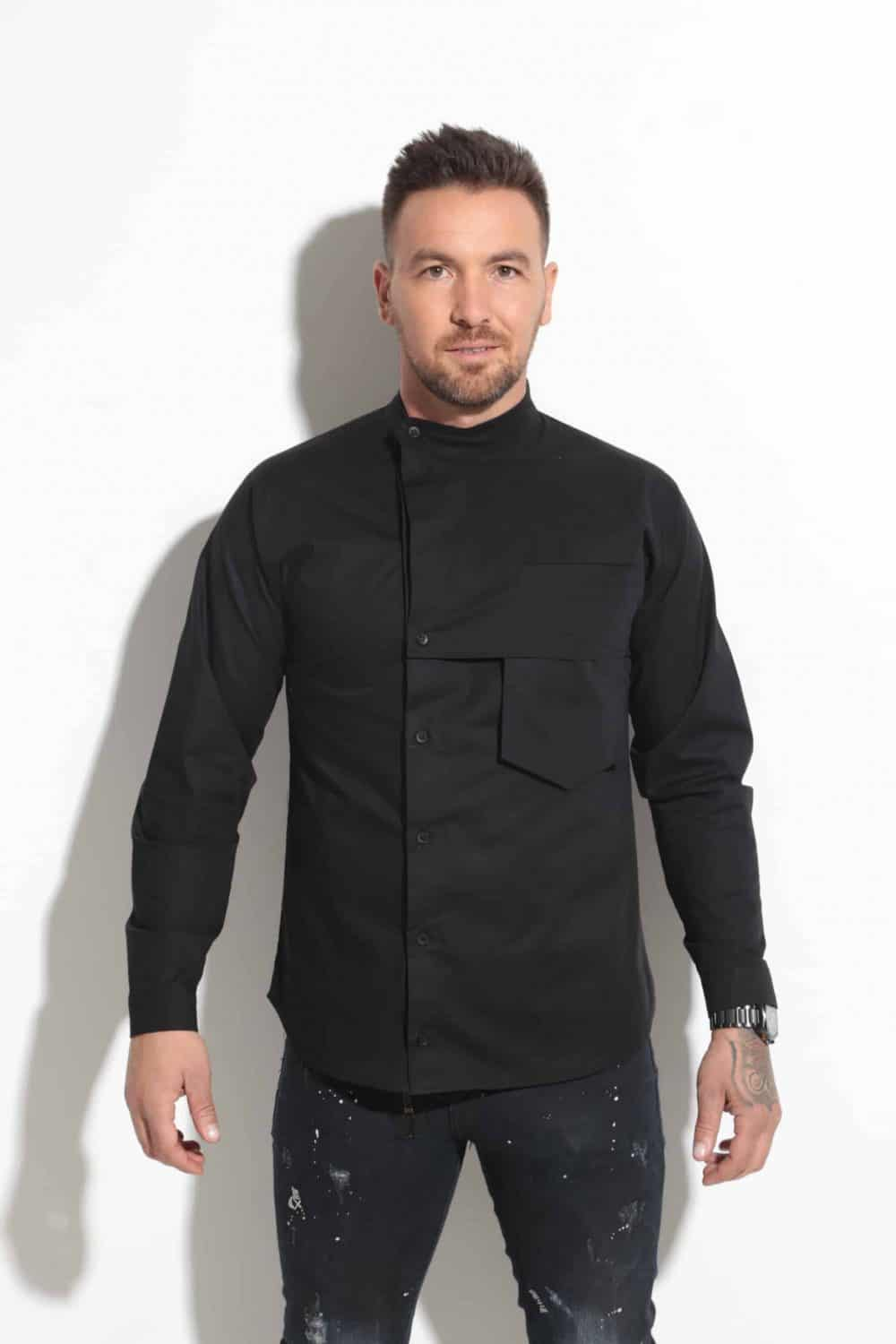 Men's shirt NERO