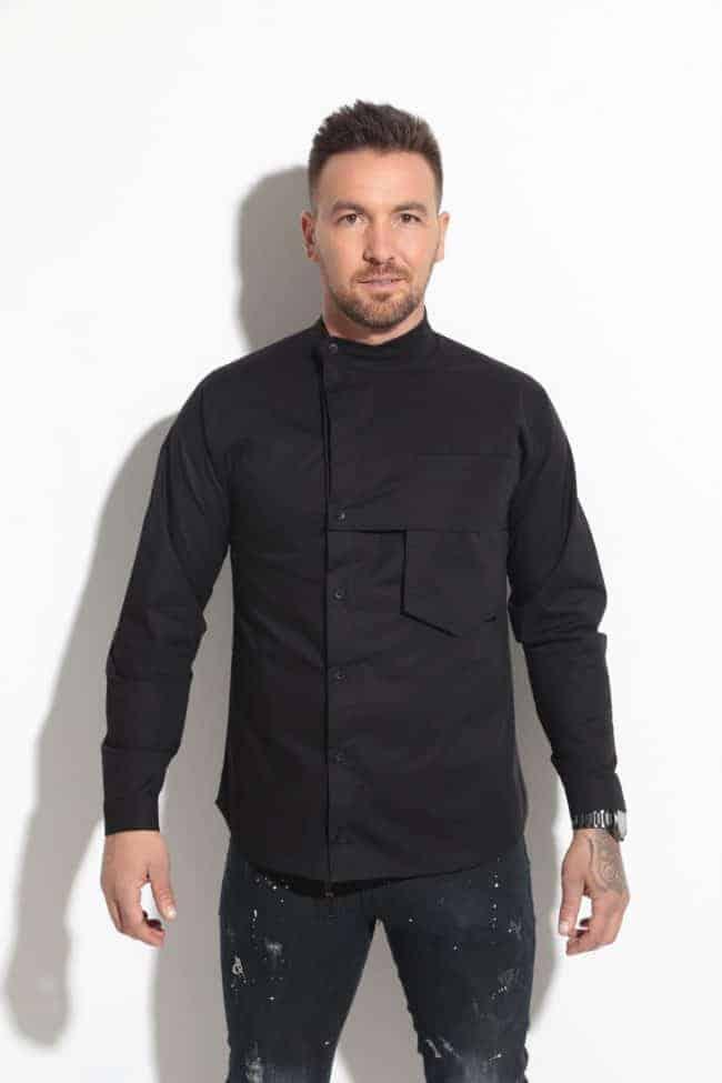 Men's shirt NERO