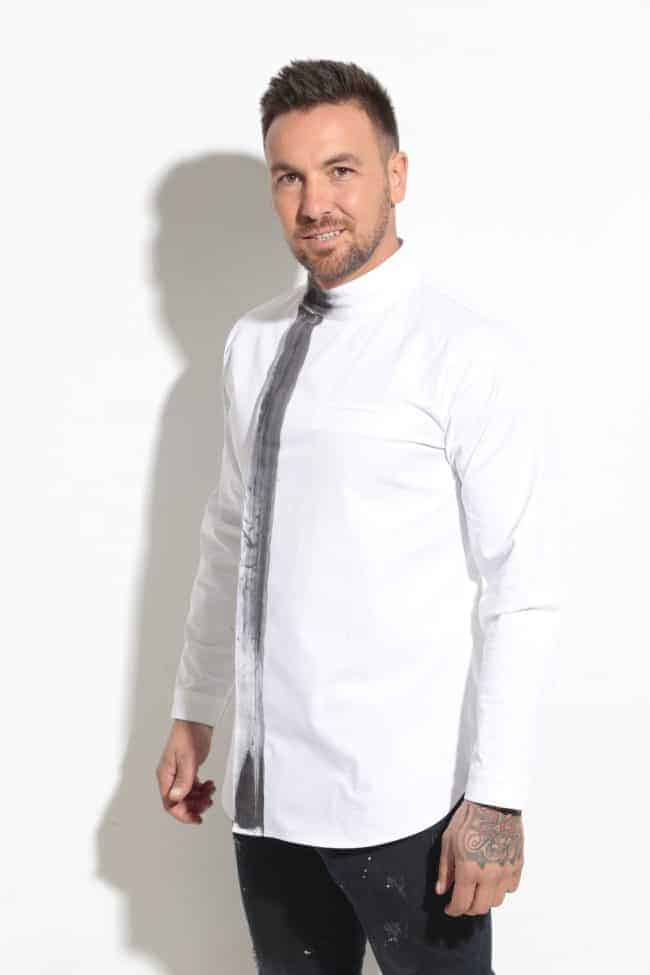 Casual cotton shirt CONSTANTIN