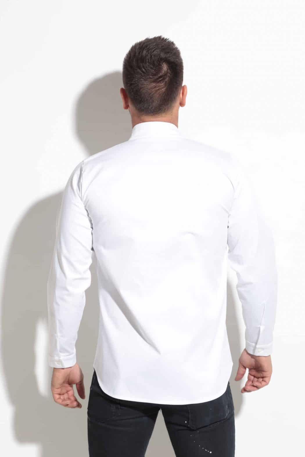Спортно-елегантна памучна риза CONSTANTIN