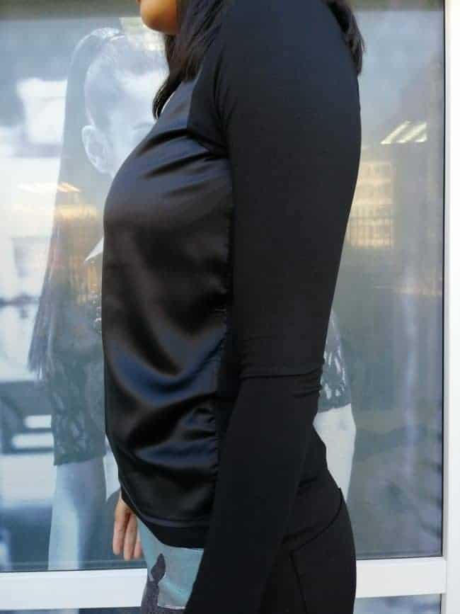 Спортно-елегантен дамски панталон OMAIA