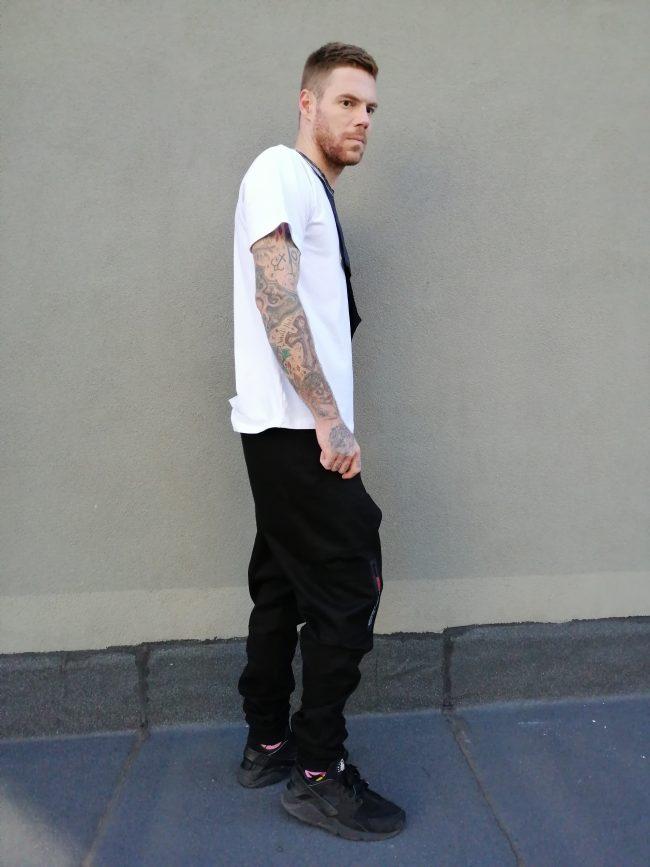Mens trousers BRAYAN