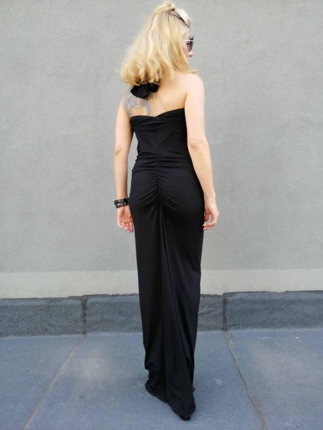 Long ladies dress PEISLY