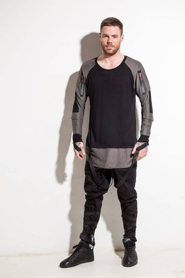 Мъжка блуза GARETT