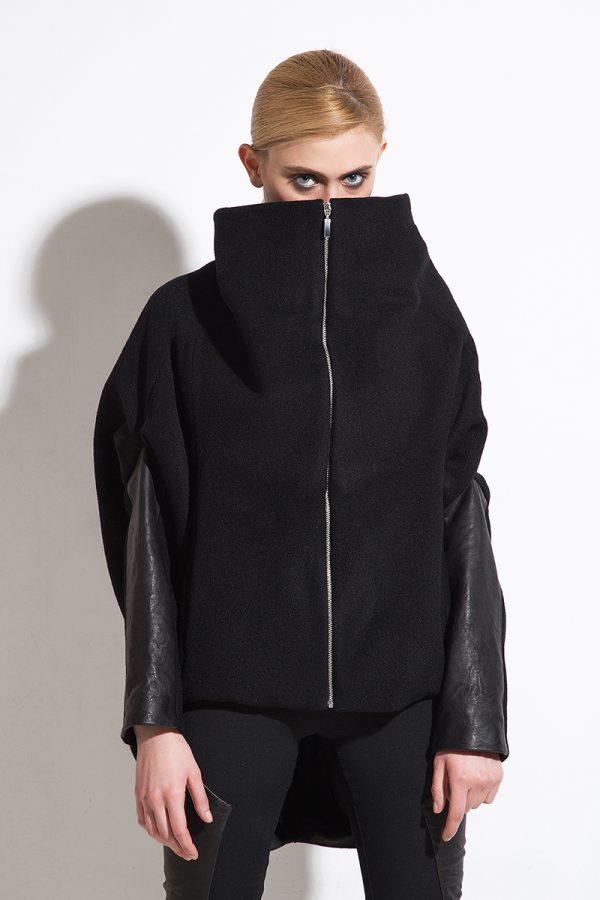 Екстравагантно палто Forbidden
