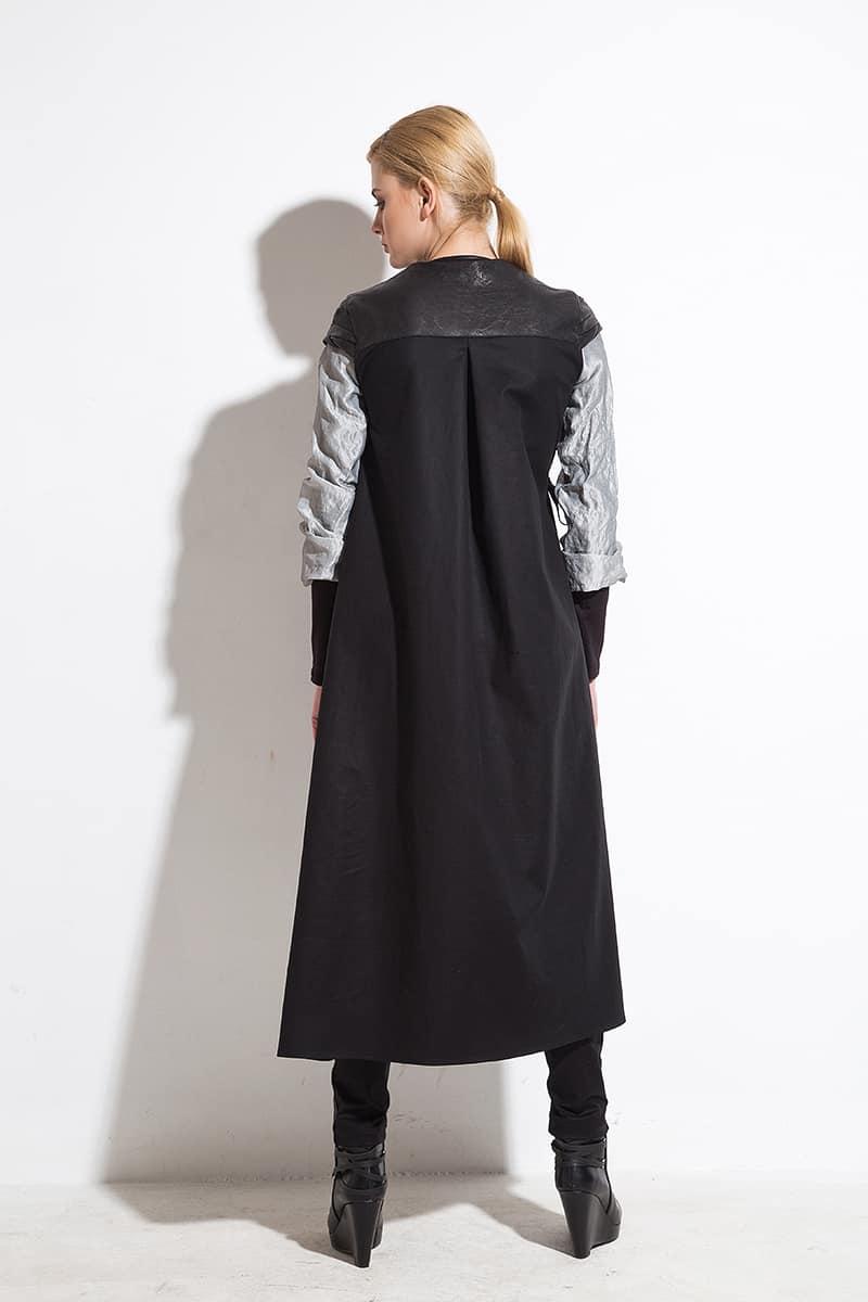 Design long vest Victoria