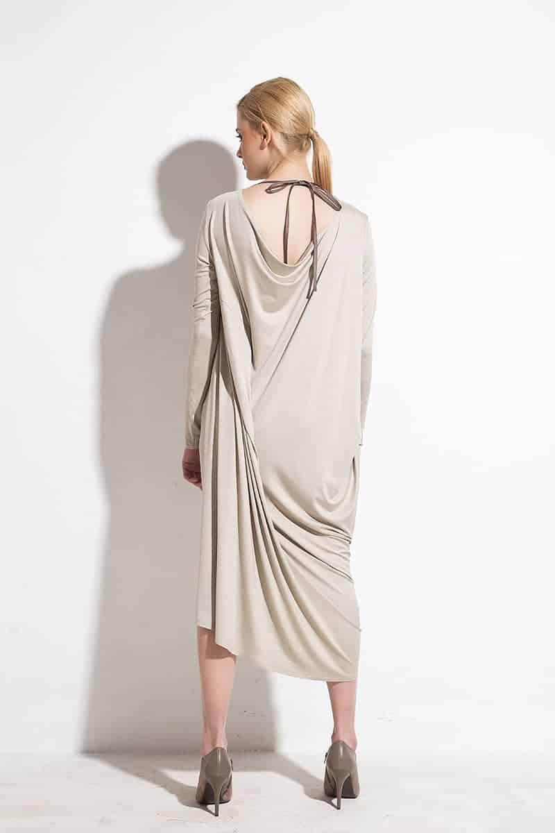 Asymmetrical women's dress Semira