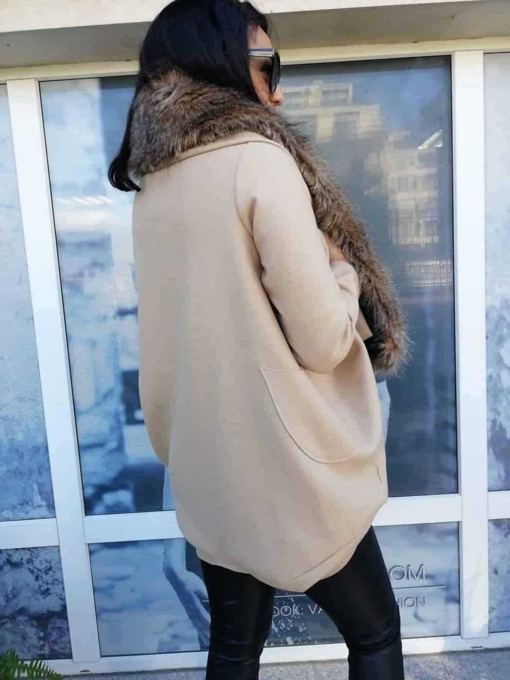 Дамско палто ALIA