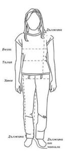 Дамска блуза SILK