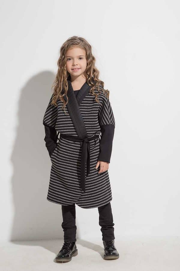 Long children's vest IRIDA
