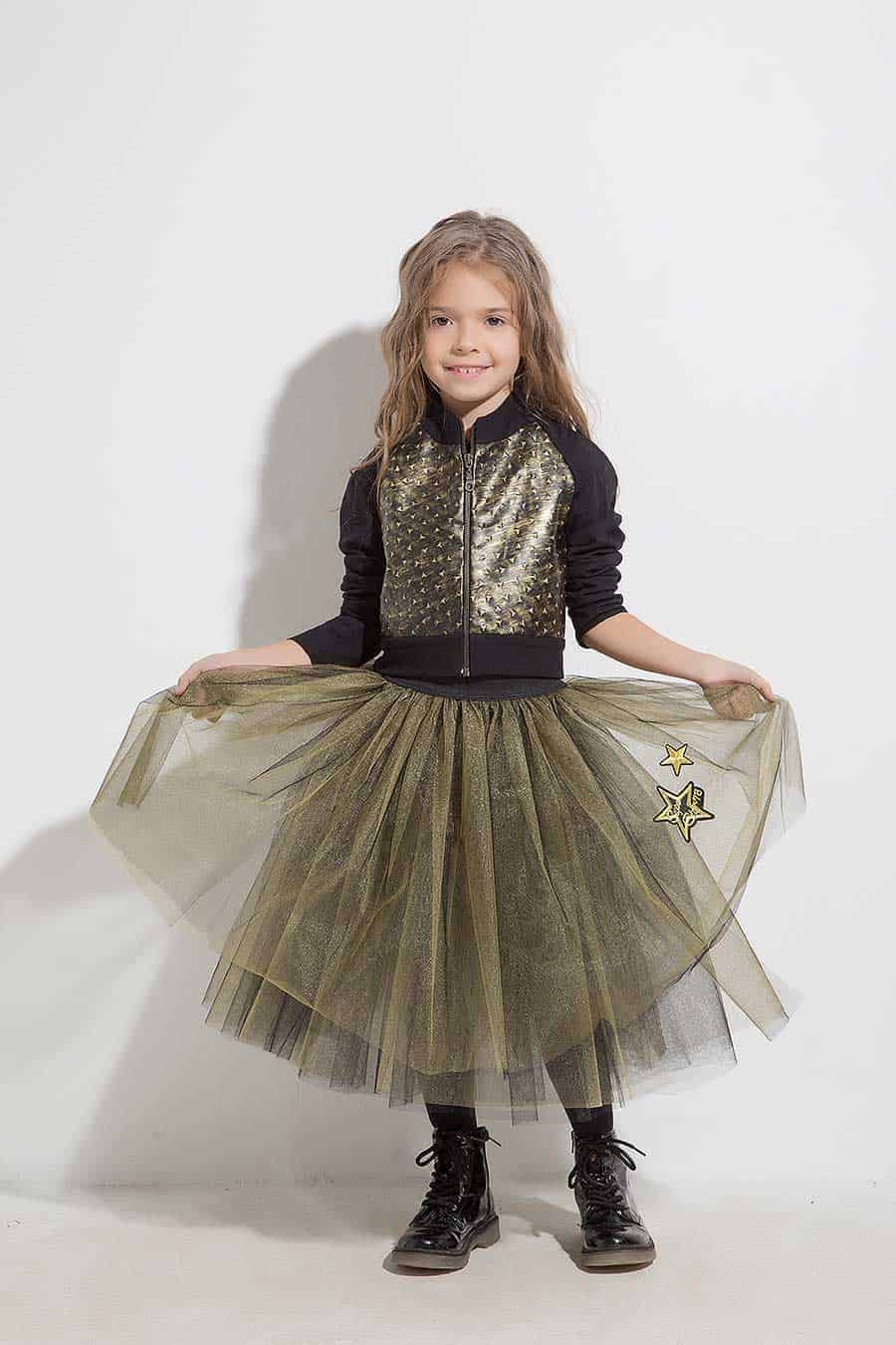 Children skirt SPARKLE