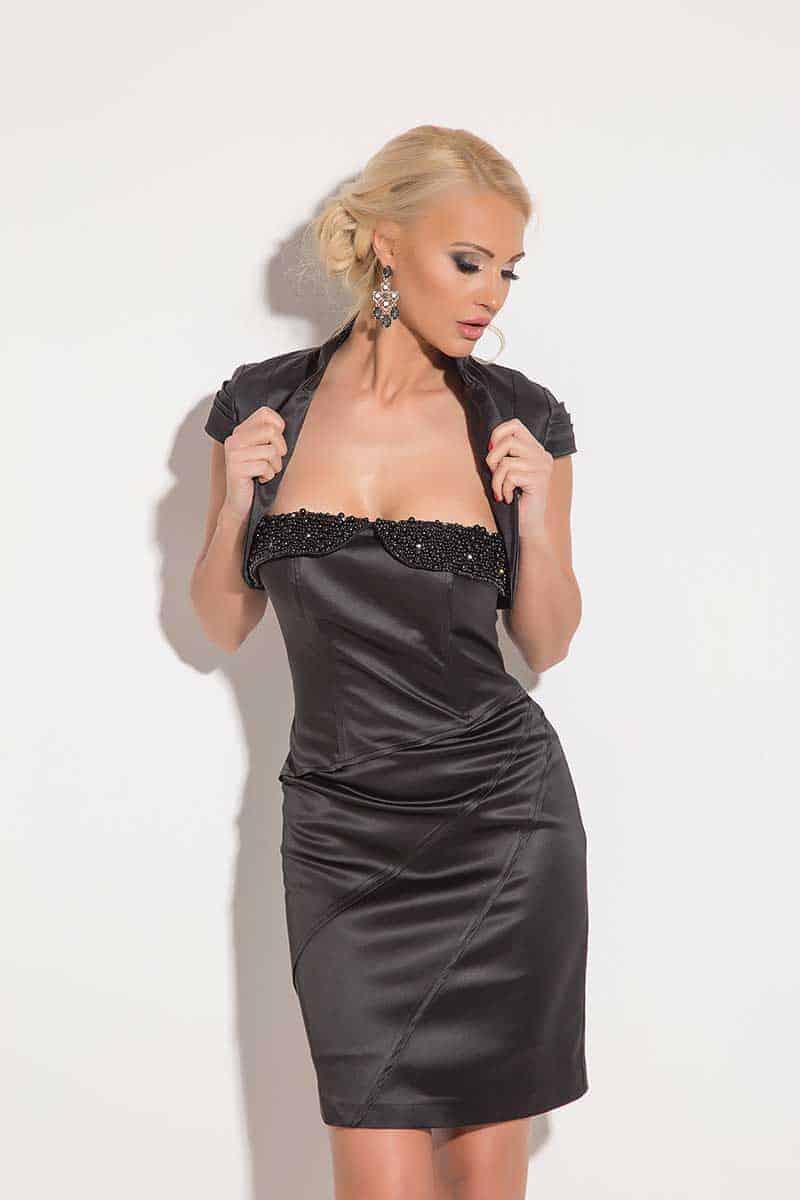 Официална дамска рокля 1104