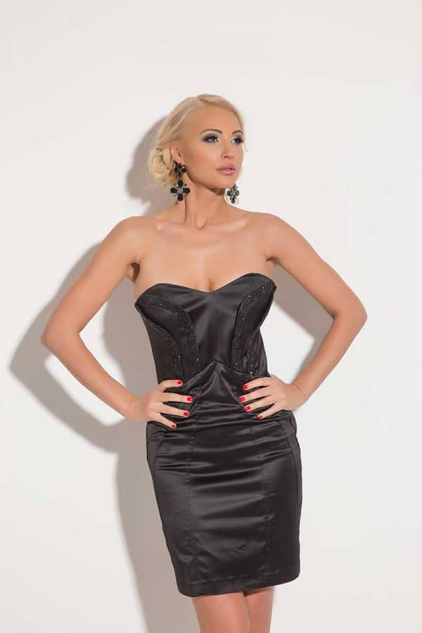 Официална дамска рокля 1103