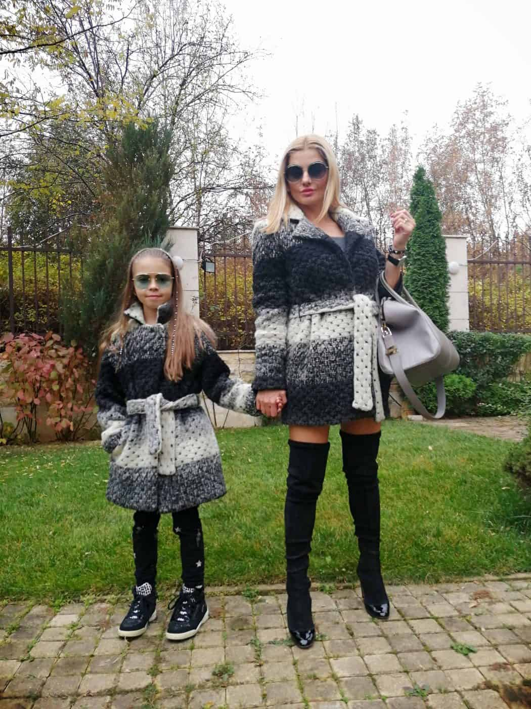 Children wool coat SHANA