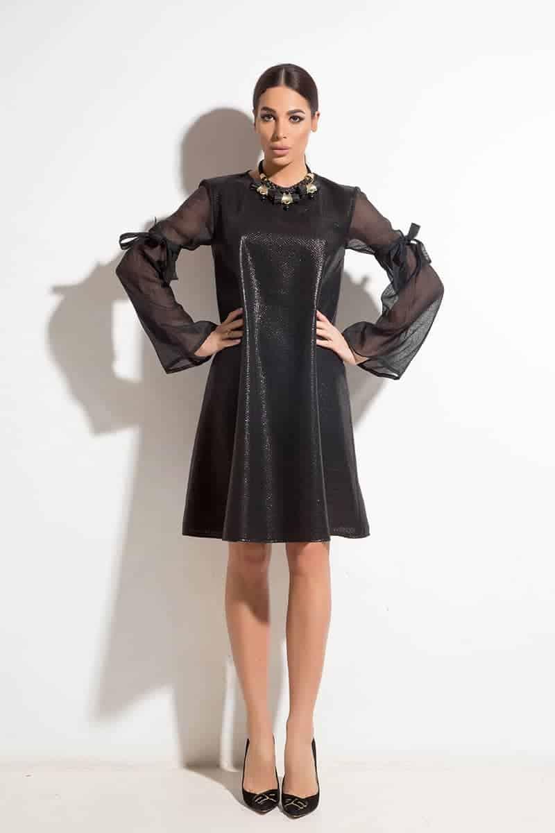 Елегантна дамска рокля DELIYA