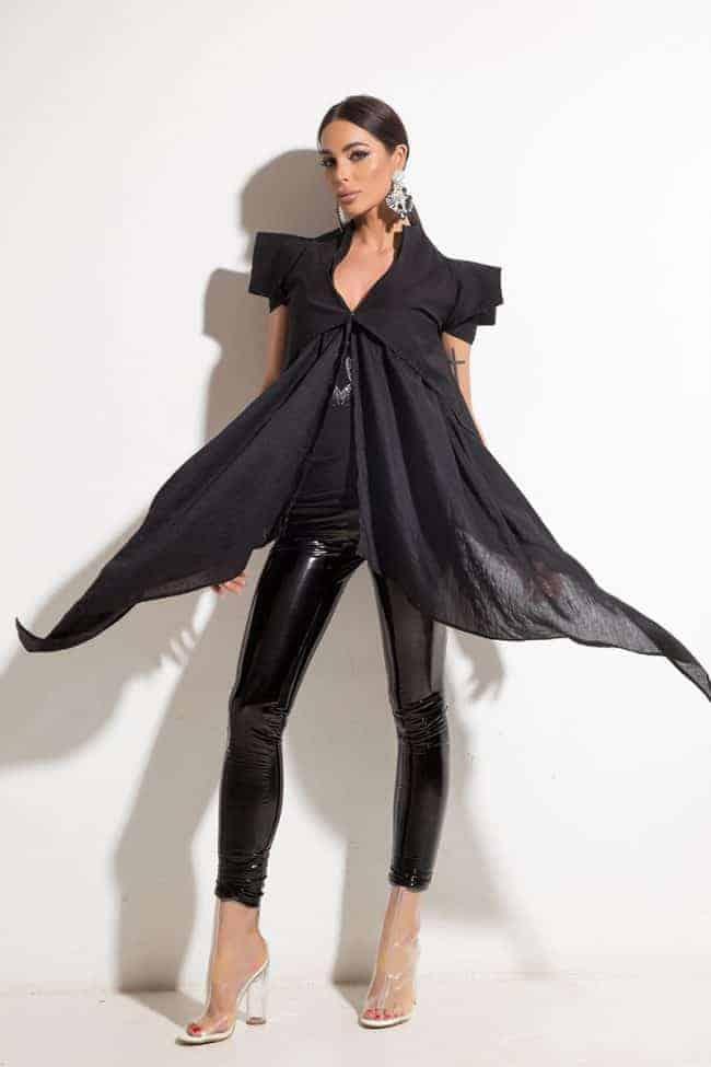 Екстравагантно дамско сако ALMER